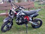 BSE 140 pitbike