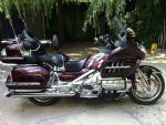 Honda Goldwing SC47 GL 1800