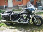 Yamaha XVS 1300 Midnight Star