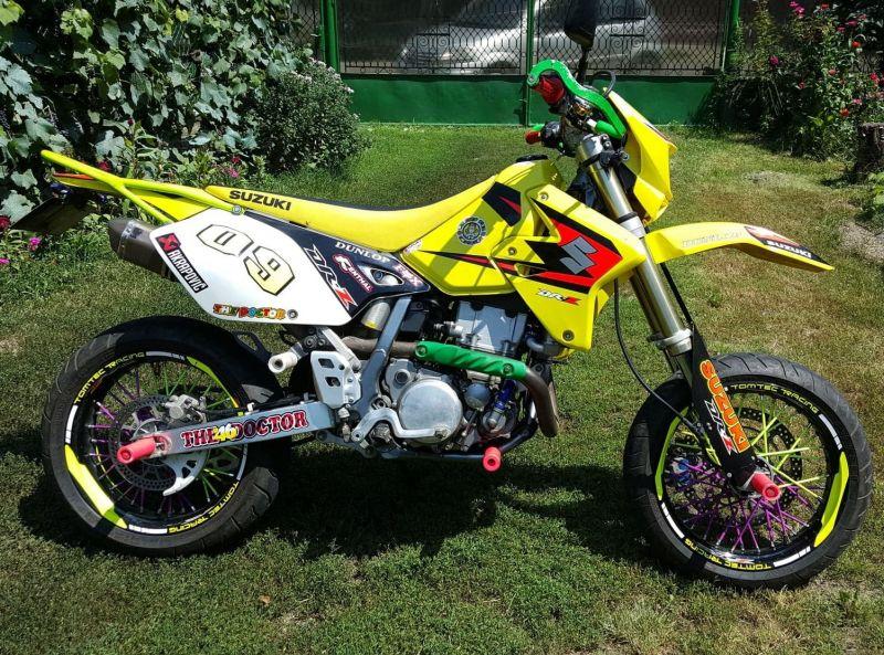 Suzuki dr 400 supermoto